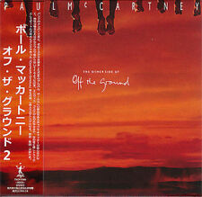 PAUL MCCARTNEY - THE OTHER SIDE OF OFF THE GROUND ( MINI LP AUDIO CD with OBI )