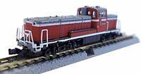 Rokuhan T012-5 Z Scale Diesel Locomotive Type DE10-1500 B Cold Dist. JNR Color.