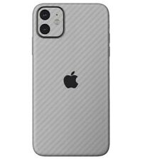 iPhone 11 Grey carbon skin