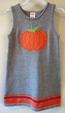 Brand New Gymboree Spooky&Sparkly Pumpkin Sweater Knit Jumper / Dress Girl's 2T