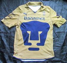 Pumas UNAM dritte Trikot Shirt Puma 2010-11 Club Universidad Nacional Männer Größe S