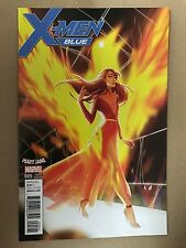 X-MEN BLUE #5 CHEN MARY JANE VARIANT 1ST PRINT MARVEL (2017) JEAN GREY ICEMAN
