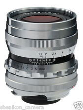 Brand New Voigtlander ULTRON 35mm F1.7 Aspherical VM Silver Leica M Voigtlaender