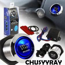 Car Ignition Switch 12V Engine Start Push Button Keyless Entry Starter Kit