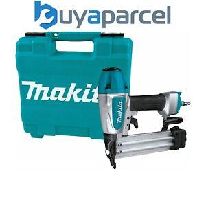 Makita AF506 18g Guage Brad Nail Air Pin Nailer Pneumatic Pin Gun Includes Case