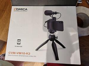 Comica Smartphone Video Kit CVM-VM10-K2 Shotgun Mic Kit