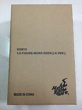 Hot Toys VGM 19 Metal Gear Rising Revengeance Raiden (Inferno Armor Version) NEW