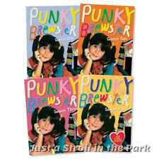 Punky Brewster: Complete TV Series Seasons 1 2 3 4 DVD Box Set Collection NEW!