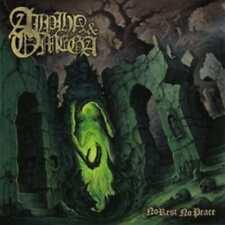 No Rest,No Peace (Ltd.Vinyl Black) von Alpha & Omega (2013)