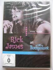Rick James - Live At Rockpalast (DVD, 1982) NEW SEALED PAL Region 2