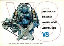 1953 BUICK ROADMASTER V8 THE ORIGINAL NAIL HEAD WITH 4 BBL! GREAT GRAPHICS