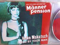 """Heike Makatsch- Stand by your Man (aus """"Männerpension"""")- 3-Track-MCD"""