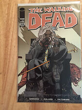 THE WALKING DEAD (Image Comics) #108 1st Appearance Of Ezekiel & Shiva Negan NM
