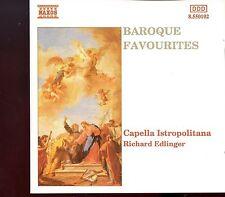 Naxos - Baroque Favourites / Richard Edlinger