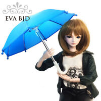Diameter 25cm Toy Umbrella for 1/3 1/4 BJD SD Doll for Blyth dolls Accessories