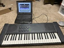 Miracle Piano Learning System (1995) With Mac PowerBook—Working!