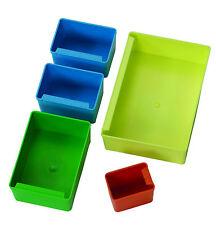Dinzl Einsatzkasten Insetboxen für Sortimentskoffer verschiedene Varianten