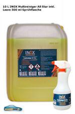 Multireiniger Konzentr. Fahrzeugaufbereitung 1x10 L + leere 500 ml Sprühflasche