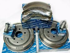 MEYLE Rear Brake Drums Shoes & Wheel Cylinders VW T25 Transporter Camper 1980-92