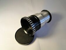 Lomo F-92 2/92 lens for 35mm film projector Nikon F mount *INFINITY FOCUS!*