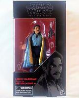 LANDO CALRISSIAN Star Wars E5 TESB The Black Series #39 6-inch Figure NIB
