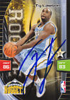 TY LAWSON DENVER NUGGETS SIGNED CARD TAR HEELS HOUSTON ROCKETS INDIANA PACERS