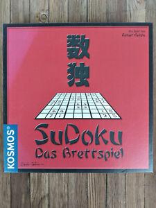 Kosmos Sudoku Brettspiel Familienspiel und Kinderspiel ab 6 Jahre wie neu