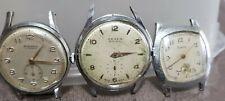 orologio vintage oversize swiss made EB 1197 uomo ricambi buono stato
