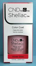 CND Shellac Power Polish UV GEL Colours From Boho Spirit Collection Winter Glow