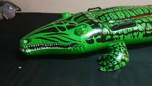 Happy People Aufblasbarer Pooltier Krokodil