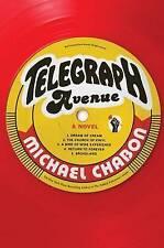 Telegraph Avenue by Michael Chabon (Hardback, 2012)