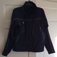 Mountain Hard Wear Men's Navy Soft Shell Jacket Sz S