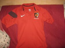 polo maillot rugby toulouse nike peugeot taille s