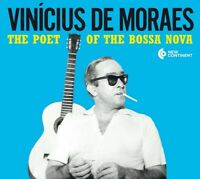 VINICIUS DE MORAES - THE POET OF BOSSA NOVA  3 CD NEU