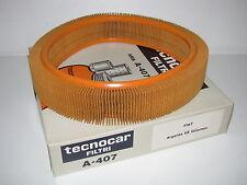 Luftfiltereinsatz - Tecnocar A-407 - Fiat Argenta VX Volumex