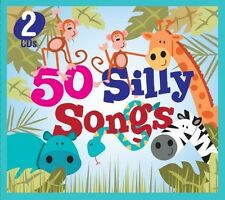 Various Artists - 50 Silly Songs [New CD]