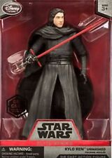 Disney Kylo Ren Unmasked Elite Series Die Cast Action Figure - 7'' - Star Wars