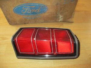 NOS 1978-1983 Ford Fairmont Wagon Rear Lamp RH E0BZ-13404-A Zephyr Granada OEM