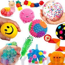 Fun Sensory Toys - Fiddle Fidget Stress Sensory Autism ADHD Special Needs SENS