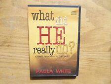 What Did He Really Do? A Fresh Revelation of Calvary Audiobook (3 Disc Set)