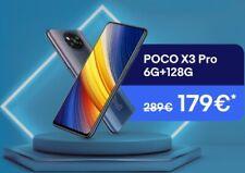 """XIAOMI POCO X3 Pro 6+128GB Smartphone NFC 6,67""""120Hz 5160mAh 48MP EU Versión"""