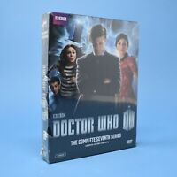 NEW SEALED - Doctor Who - The Complete Seventh  Series DVD - Season 7 - Region 1
