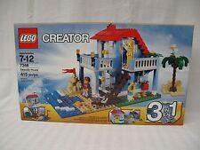 LEGO CREATOR Seaside House 7346 - Factory Sealed