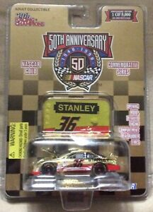 1/64 1998 #36 50th anniversary gold nascar racing champions