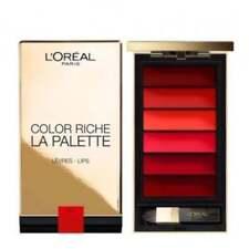 Rouges à lèvres satiné rouges L'Oréal