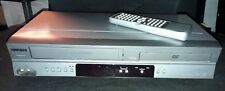 LETTORE HITACHI DV-PF6E DVD VCR COMBO VIDEO CASSETTE RECORDER VIDEOREGISTRATORE