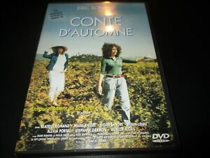 "DVD ""CONTE D'AUTOMNE"" Beatrice ROMAND / Eric ROHMER"