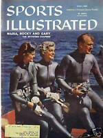 1959 Sports Illustrated June 1 Skin Diving Coopers