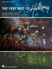 The Very Best of Hillsong Sheet Music Piano Vocal Guitar SongBook NEW 000312101