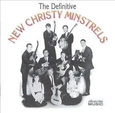 Audio CD: Definitive New Christy Minstrels, The New Christy Minstrels. Acceptabl